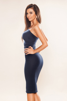 Aysha - London escort - Aysha Brunette Brown Eyed Eastern European Escort London