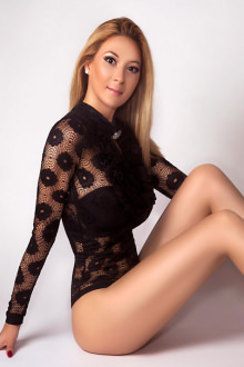 Briana - London escort - Briana@Pasha