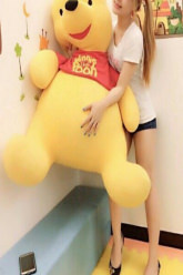Fang - with pooh