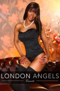 Amina - Stunning Ebony Amina