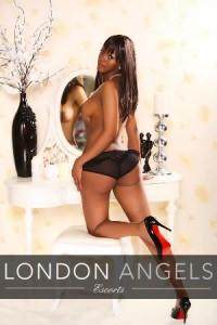 Amina - Ebony Amina has all the right curves!