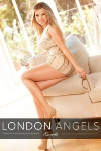 Blonde Gloucester Road Escort Ambra