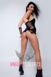 Christina - Chistina brunette from the Angels Escorts