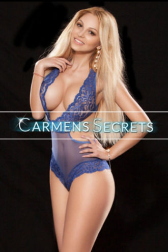 Astrid - sexy exclsuive  blonde escort