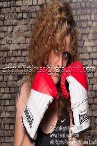Lara Lovitt - Let's Fight!
