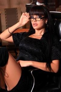 Katrin Sexy Secretary - pic