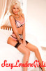 Alexandra, Blonde London Escort - Alexandra