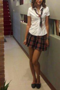 Tan - School girl