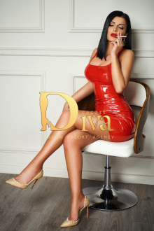 Minerva - London escort - Minerva