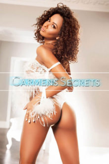 leona - London escort - leona from carmen secrets