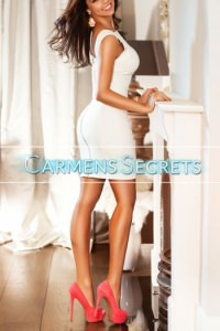 leah from carmen secrets