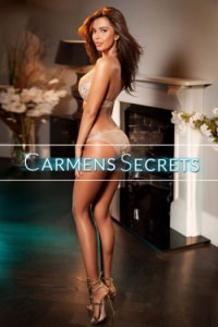izabella from carmen secrets