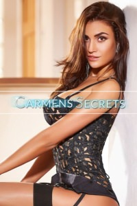 demi from carmen secrets