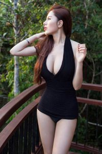 Zheng Ying Perfect busts (2)