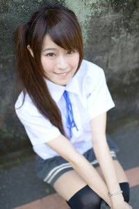Eshima - Eshima Cute school girl (5)