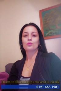 Pretty Romanian GFE
