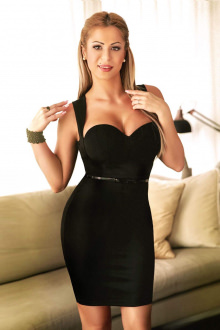 Katia - London escort - Katia A stunning Royal Escort