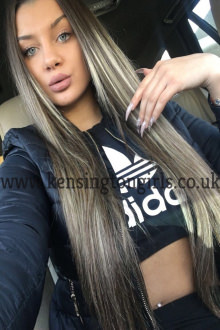 Alicia - West London escort - Alicia - selfie