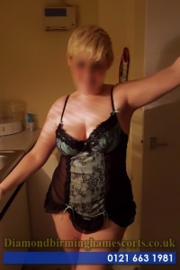 Daniella - Busty Blonde