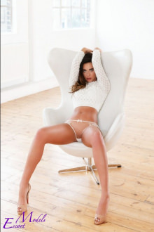 Yasmine - City of London escort - Yasmine