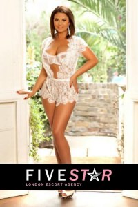 Esme - escort from five star london