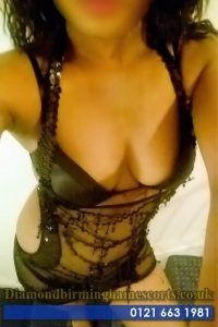 seductive French escort