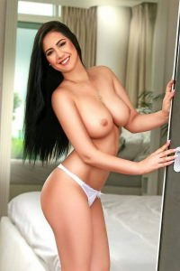 Eveline - Eveline, brunette London escort
