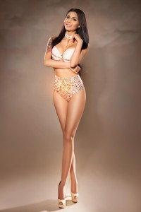 Reina, brunette London escort