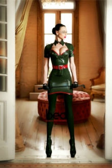 Mistress Evelyn - London escort - Evelyn