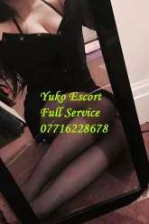 Yuko - Oriental massage in London