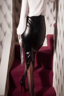 Pencil skirt & blouse - Lucile Courtesan  - UK