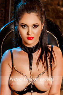 Annemona - London escort - Hot Brunette!