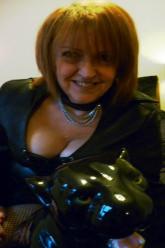 Fun 50 Couple - fun50minx in leather, Also works solo incalls in County Durham