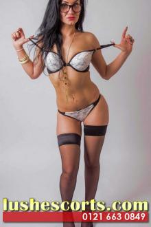 Valentina - Birmingham escort - Kinky dominant escort