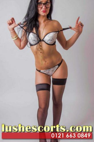 Valentina - Kinky dominant escort