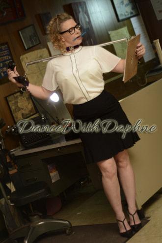 Daphne Dixon - Daphne Dixon - The Secretary