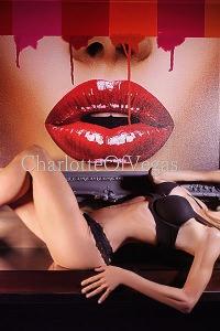 Charlotte - Las Vegas temptress