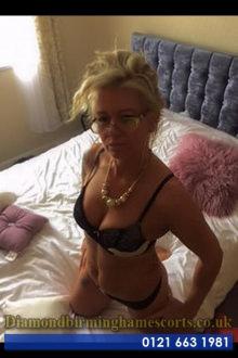 Debbie - Birmingham escort - Debbie - ready