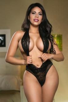 Kesha Ortega - Barcelona escort - KESHA ORTEGA