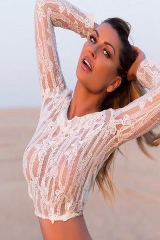 Miss Ava Green - Dubai February 2018