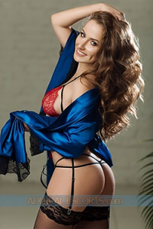 Bogdana - Central London escort - Bogdana