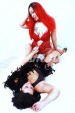 Laila & Ebony Rose - Laila & Ebony Rose - South