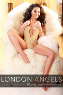 May - London escort - May