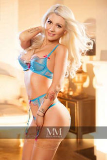 Madeline - London escort - Madeline