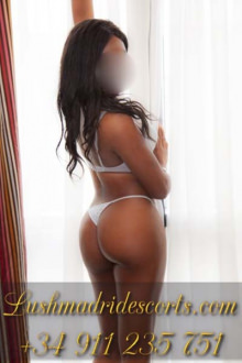 Raven - Madrid escort - Raven