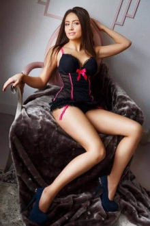 Alessandra - London escort - Alessandra