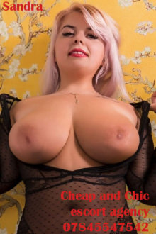 Sandra - London escort - Sandra