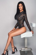 Allyson brunette escort - Allyson - London