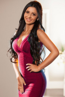 Camila - South Kensington escort - Camila tall escort