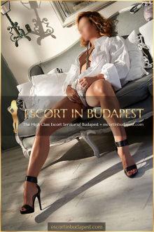 Liza - Budapest escort - Liza